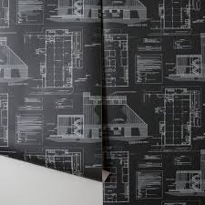 Blueprints Wallpaper Magnolia Joanna Chip Gaines