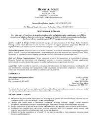 Military Sample Resume Military Leadership Skills Resume Krida
