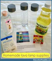 Lava Lamp Science Fair Project Delectable Lava Lamp Science Experiment Qharvestco