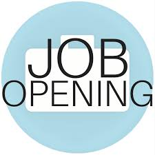 new job opening front desk associate