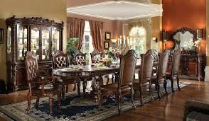 acme vendome acme furniture formal dining room group acme furniture vendome double pedestal dining table acme vendome chaise