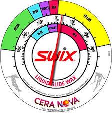 Swix Wall Round Alpine Glide Thermometer Amazon Co Uk