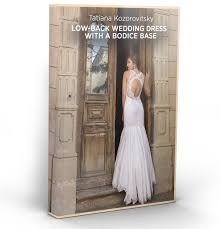 corset bodice wedding dress. ebook: low-back wedding dress with a bodice base, ebook, corset academy