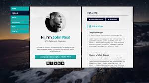 Web Developer Resume Website Website Developer Resume April