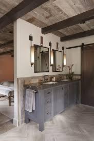 rustic modern bathroom. Tahoe Retreat Rustic-bathroom Rustic Modern Bathroom