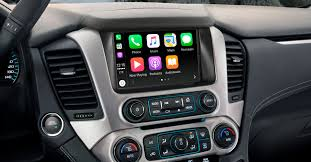 2018 gmc yukon denali price. delighful price image of the color touch screen lifted to expose usb input in 2018  gmc inside gmc yukon denali price