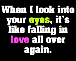 Latest When I Look At You Quotes For Her Good Quotes