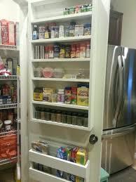 pantry door storage rack pantry door storage closetmaid pantry door storage rack