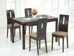 Modern Glass Dining Table Glass Kitchen Tables Home Design Ideas Answerslandcom