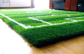 football field rug soccer area large cowboys runner image carpet quality meets beautiful rugs ohio football area rug field