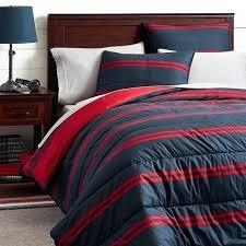 navy striped bedding riverside stripe comforter sham navy red navy blue and white striped twin bedding navy stripe baby bedding