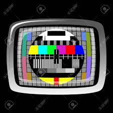 Television Test Pattern Awesome Inspiration