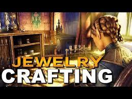 eso jewelry crafting 2018 guide skill line traits summerset update elder scrolls