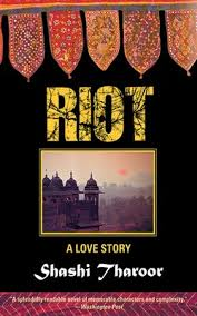Riot | Book by Shashi Tharoor | Official Publisher Page | Simon & Schuster