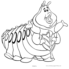 Small Picture Disney Bugs Life Coloring Pages Coloring Pages