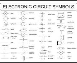 Electronic Symbols Pdf Wiring Schematic Diagram 6 Laiser