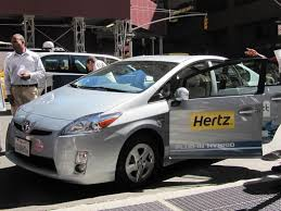 Car Hire Downtown New York