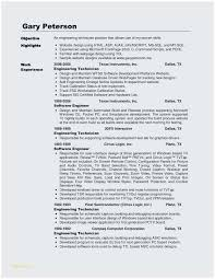 Electronics Technician Resume Samples Process Technician Resume Sample Perfect Aviation Electronics