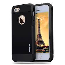 apple 5s case. geektitan case for iphone 5/5s - metallic black: amazon.in: electronics apple 5s a