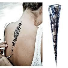 Body Painting Smývací Tetování