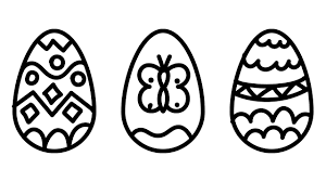 easter eggs coloring book coloring pages kids fun art activities video for kids