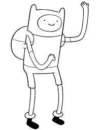 Small Picture Finn Adventure Time Printable Finn And Jake Adventure Time