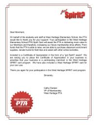 pta donation letter - Cypru.hamsaa.co
