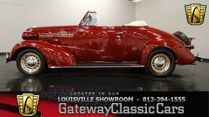 1938 Chevrolet Cabriolet | Gateway Classic Cars | 932