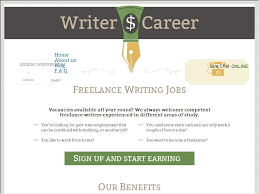 writers career lance writing jobs web directory writers career lance writing jobs