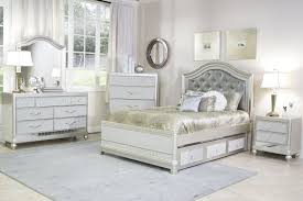 lil diva panel bed set 2