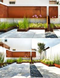 corten retaining wall construction detail steel design landscape edging cost per foot where to for landscaping