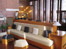 Small Living Room Furniture Layout White Long Sofas Wood Coffee Table Small Living Room Furniture