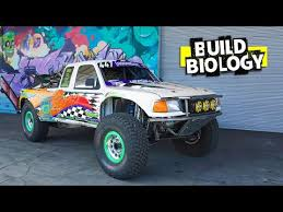Reborn From Fire: Darren Parsons' LS7 Powered, 90s Livery'd Ford Ranger  Race Truck by Hoonigan | AllCarVideos.net, all your favorite youtube  channels in one page!