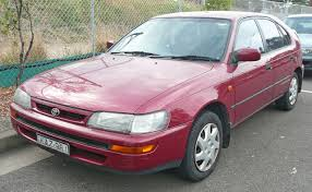 File:1996-1998 Toyota Corolla (AE102R) RV Seca 5-door hatchback 05 ...