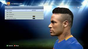 Neymar New Hairstyle 2016