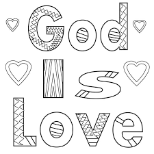 Coloring Pages Share God S Love Coloring Page Free Coloring Pages