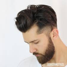 Men Hair Style Picture best mens haircuts hairstyles for a receding hairline 5667 by wearticles.com