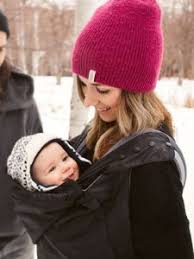 Tips For Wearing Your Baby In Cold Weather And Winter - Carry Me Away