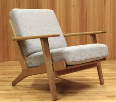 lounge chairs hans wegner. GE290 Lounge Chair By Hans Wegner For Getama, 1950s Chairs