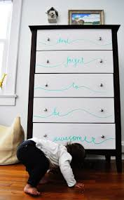 14 Simple And Spectacular DIY Dresser Transformations