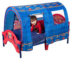 Amazon Disney Pixar Cars Tent Toddler Bed Discontinued by