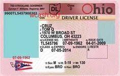 Template Certificate Editable Templates Photoshop Drivers psd Passport Online Template License Ohio File Yu