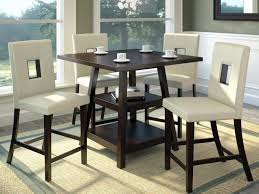dining furniture sets black room chairs wood table with leaf 4 seater and kitchen countertops detailed