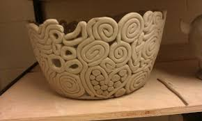 Coil Pot Designs Art With Mrs Withem 8th Grade Ceramics Coil Bowls Modern Tin
