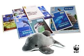 wwf adopt a dolphin gift pack