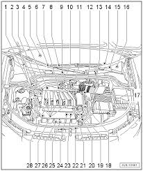 audi a engine diagram audi wiring diagrams