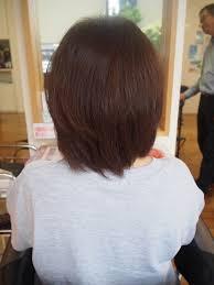よさこいで汗をかいてもいい髪型にレイヤーカットで髪の毛を流す