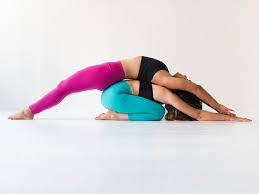 10 beginner partner yoga poses any