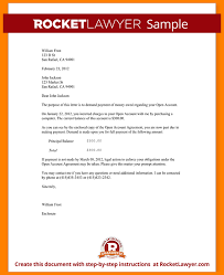 legal demand letter example sample demand for money owed form template