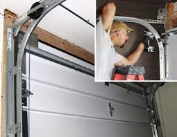 garage door tracksGarage Door Tracks Repair  OffTrack Repair for Bent or Tangled